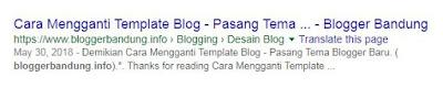 Cara Memasang Meta Title Tag untuk Judul Blog SEO Friendly Terbaru