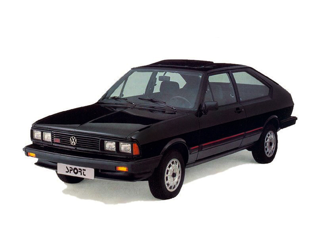 VW Passsat Sport 1984