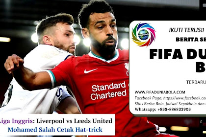 Hasil Pertandingan Liverpool vs Leeds United