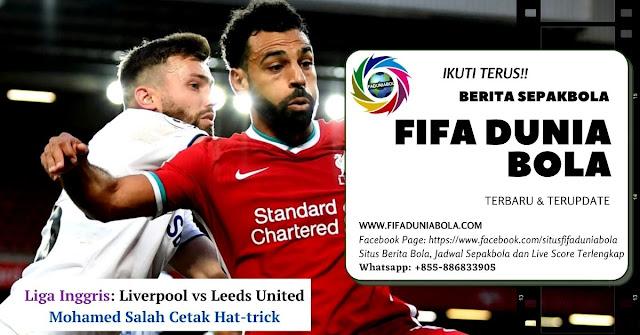 hasil pertandingan liverpool vs leeds united