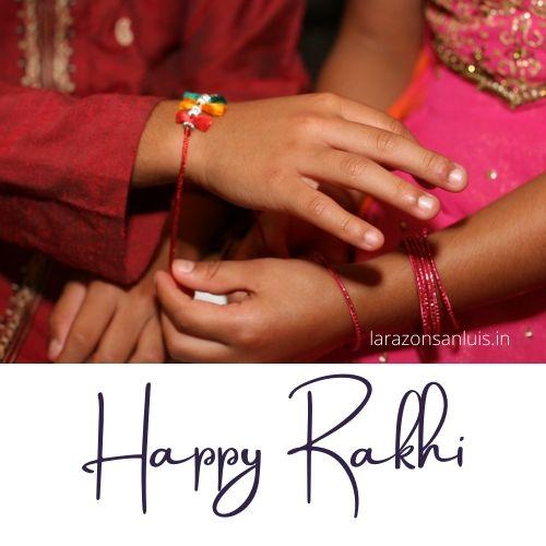 raksha bandhan 2021 rakhi image