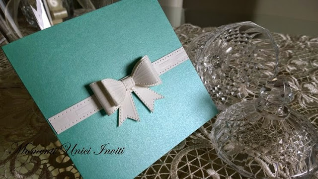 Elegance%2Bin%2BTiffany ... Elegance in Tiffany per Giovanna e ValerioColore Tiffany