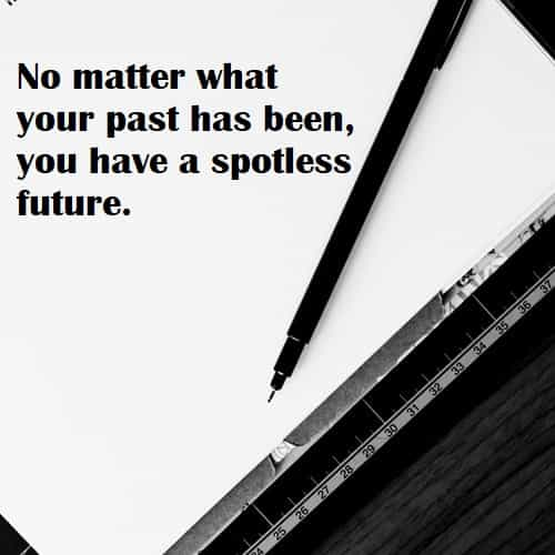 Quotes about learning from the past and moving forward