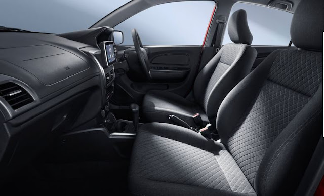 Proton Saga 2019 New Upholstery & Seating