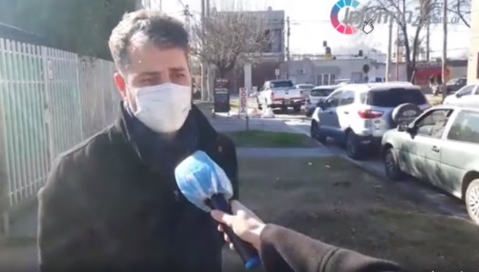 VIVO: El Director del Hospital Gamen habló del Caso confirmado en el nosocomio