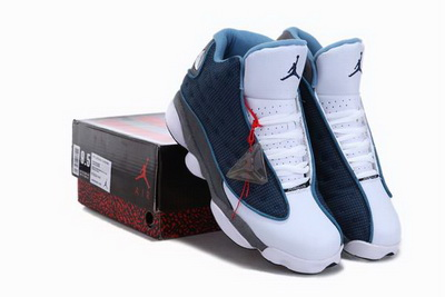 28939a20a1d2 ... The Air Jordan 13 was the first Jordan shoe to be made in China rather  than all white nike ...