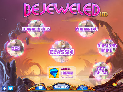 Download Free Bejeweled HD Game (All Versions) Hack Unlimited Coins, Diamonds 100% Working and Tested for IOS MOD, Trainer