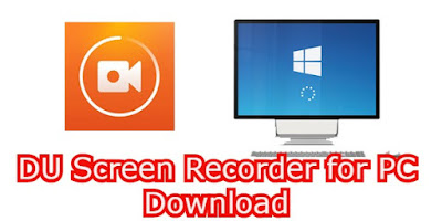 DU Screen Recorder for PC
