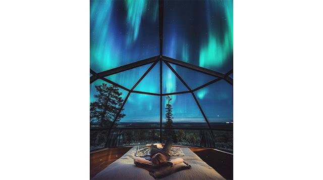 Senarai Tempat Yang Anda Boleh Saksikan Sendiri Aurora