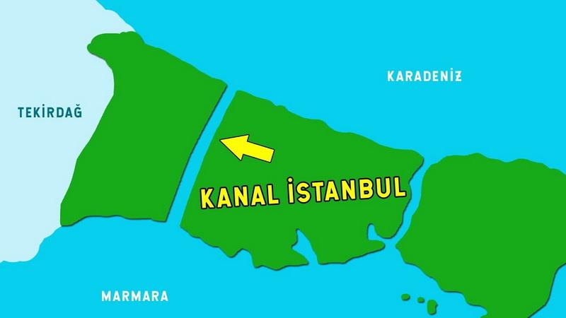 Κανάλι Κωνσταντινούπολης: Μεγάλο φαγοπότι και γεωπολιτικά όνειρα