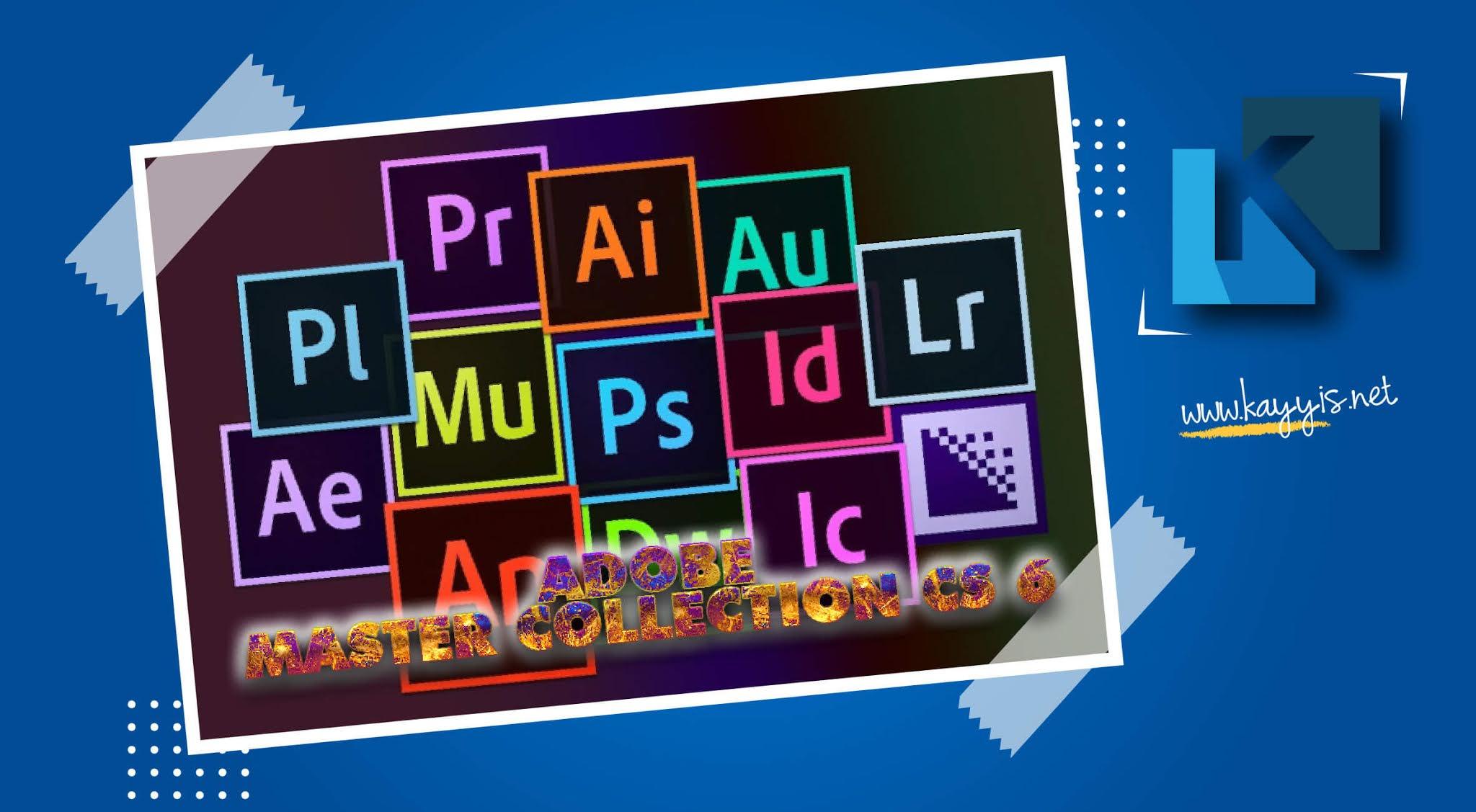 Adobe Master Collection CS6 Full Version