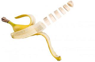 kandungan nutrisi kulit pisang
