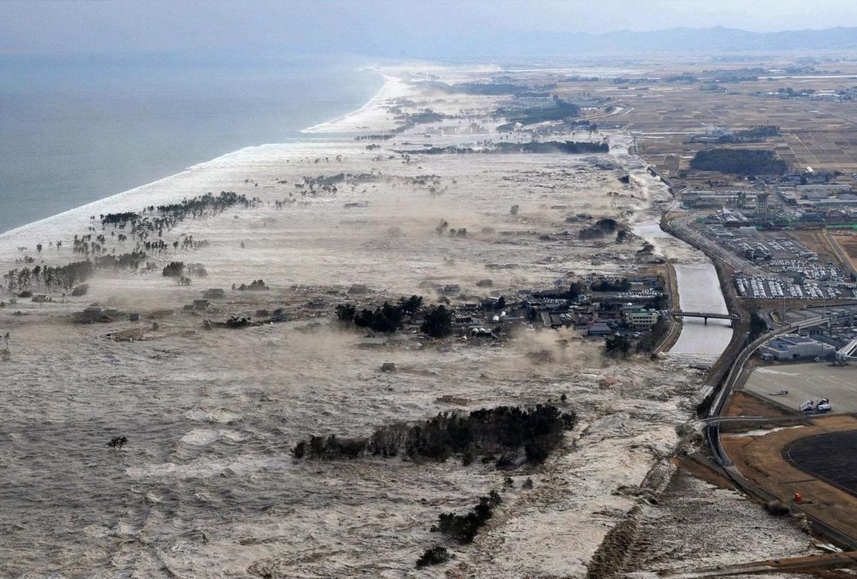 2017 the year of the rogue tsunami: Tsunami's in strange ...
