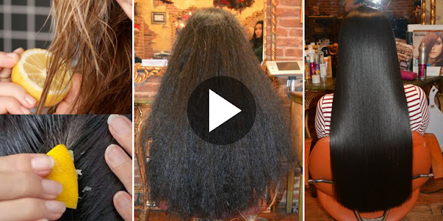 How To Lighten Your Hair By Using 1 Natural Ingredient!