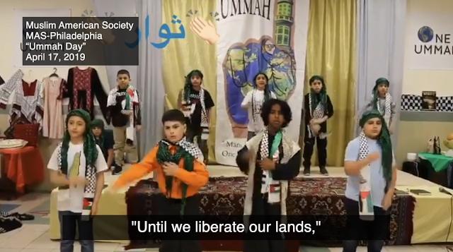 Muslim American Society's History Belies Its Concern Over Kids' Jihad Video