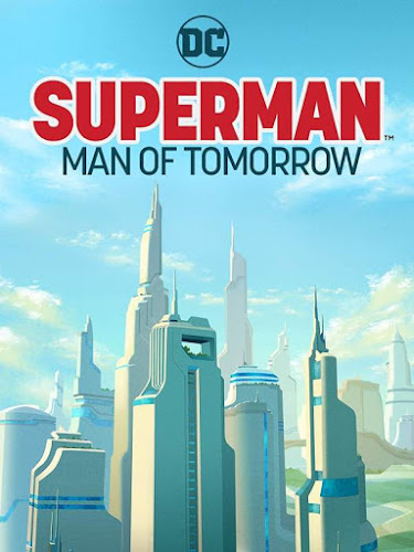 Superman: Man Of Tomorrow (Web-DL 720p Dual Latino / Ingles) (2020)
