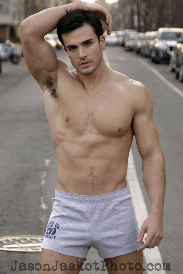 Philip Fusco Models for LHomme Invisible Underwear