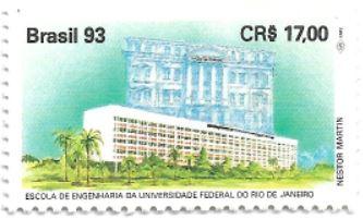 Selo Escola de Engenharia da UFRJ