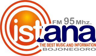 Streaming Radio Istana FM 95.0 Bojonegoro