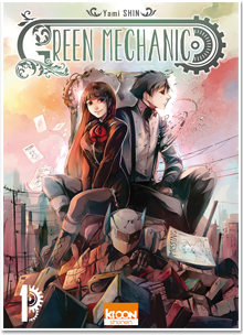 Green mechanic tome 1 de Yami Shin