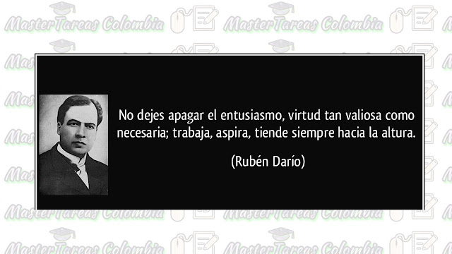 El poeta Cumbre el Modernismo: Rubén Darío