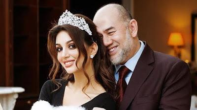 Tidak Mau Diceraikan Sultan Kelantan, Miss Moscow Unggah Foto Berhijab