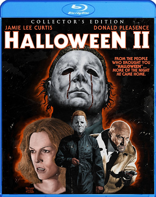 The Horror Club: Blu-ray Review: Halloween II (1981)