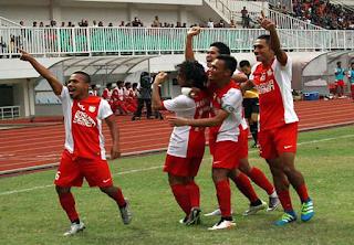 ISC/TSC (Torabika Soccer Championship) 2016 Pekan 32