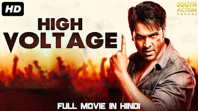 Poster Of High Voltage Full Movie in Hindi HD Free download Watch Online 720P HD