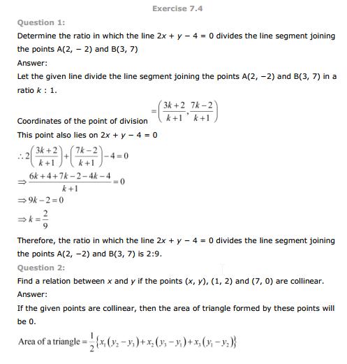 10th Ncert Maths Book