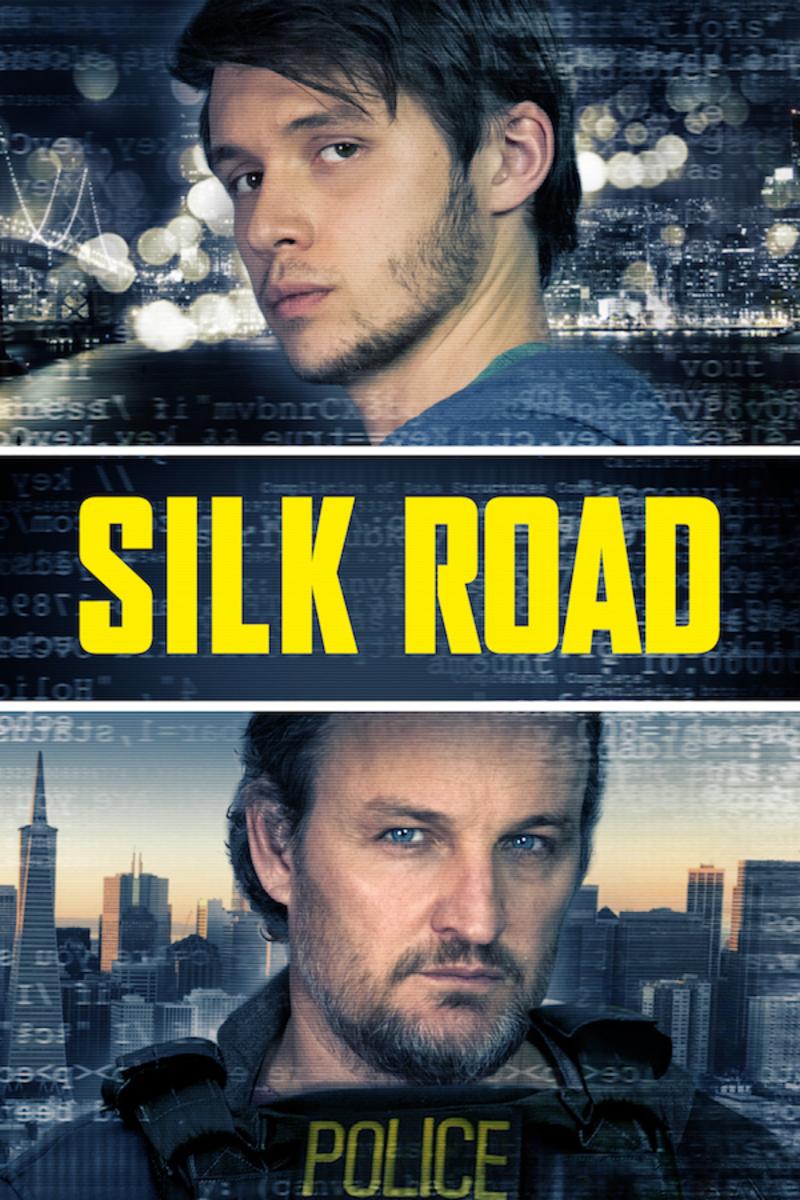 silk road poster