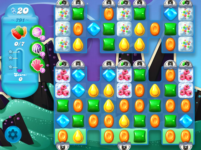 Candy Crush Soda 791
