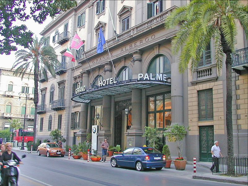 Grand Hotel Et Des Palmes Mafia