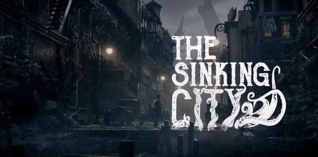 Avance The sinking city
