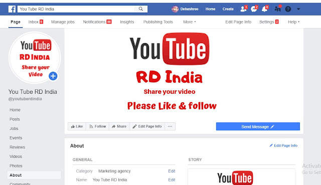 You Tube RD India