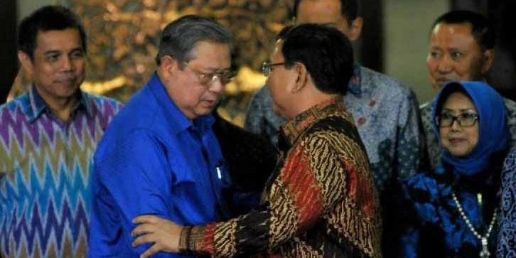 Prabowo: Ambang Batas Presiden 20% Lelucon Menipu Rakyat