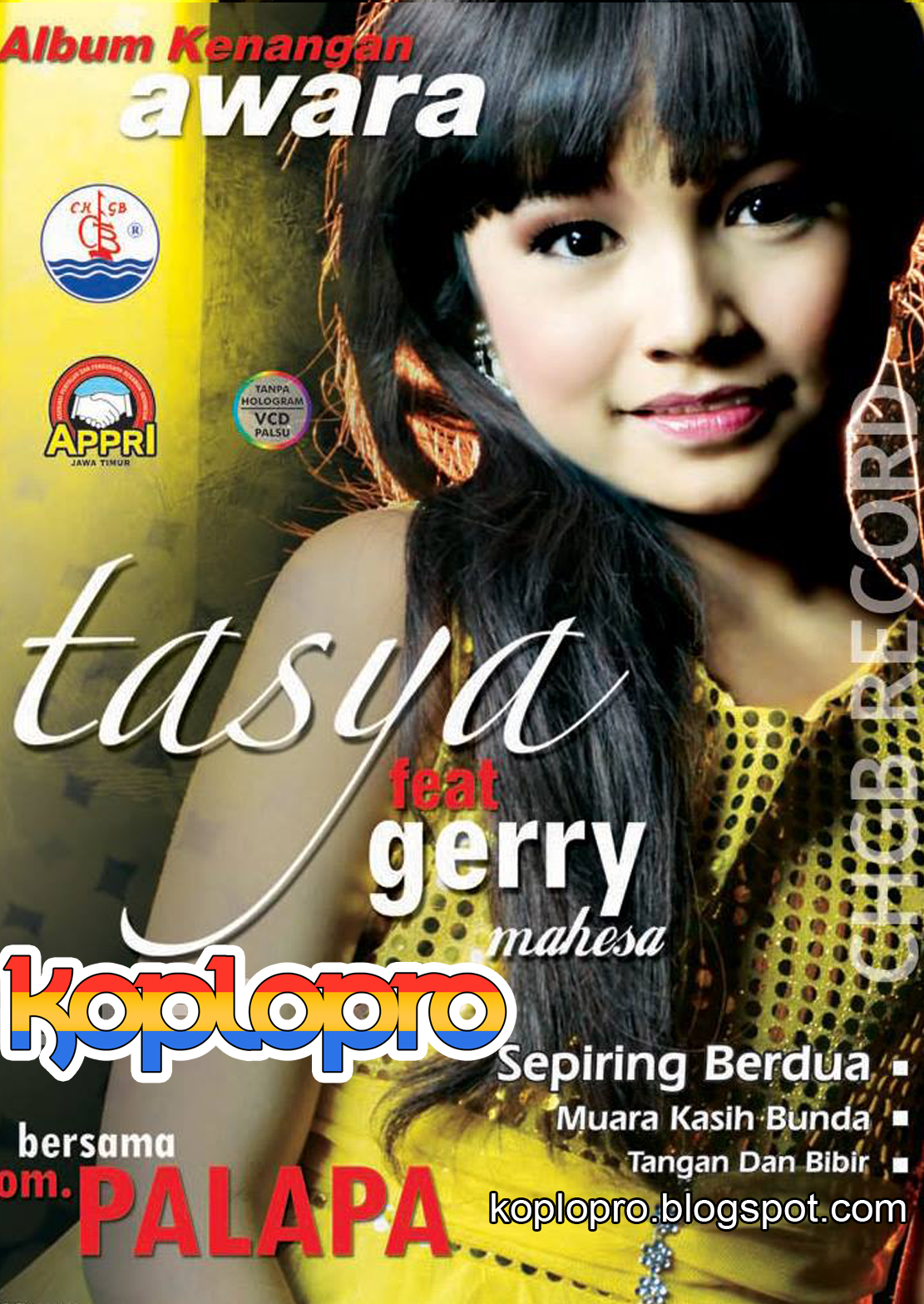 Download Tasya Rosmala - Sepiring Berdua (Palapa Album Kenangan ...