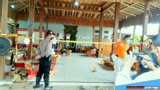 Polisi Usut Pembunuhan Sekeluarga Suami Istri Anak dan Cucu di Rembang