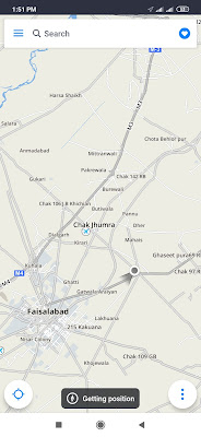 Best Offline Map For Pakistan and Other Countries   Offline Map For Android - azeemlog.com