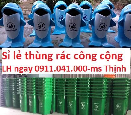 Thùng rác công cộng cung cấp sỉ lẻ giá tốt lh 0911.041.000 96425334_68065724278