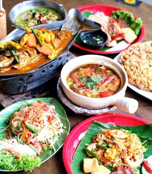 Restoran Makanan Laut Segar Yang Popular Berpatutan di Kuala Lumpur