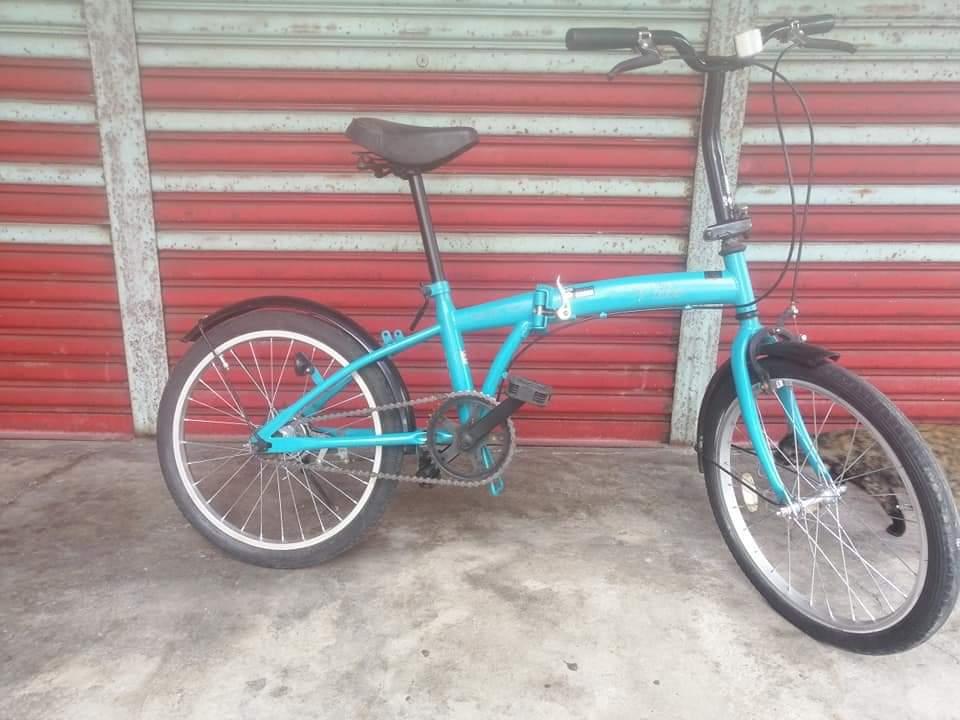 Basikal Folding Bike