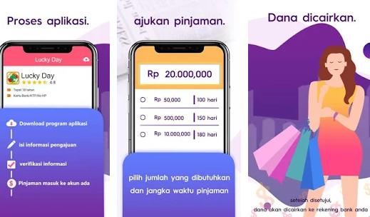 10 Aplikasi Pinjaman Online (Fintech) Terpecaya