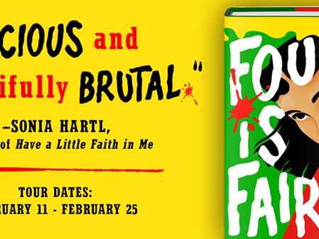 Foul is Fair Blog Tour: Excerpt