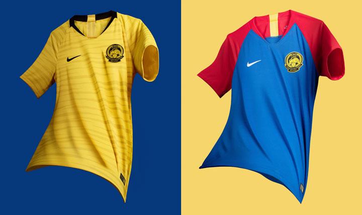 Malaysia 2018 Nike Kit - Dream League Soccer Kits