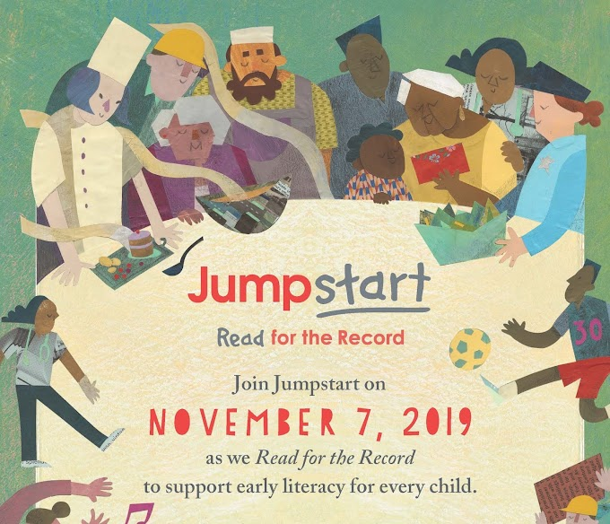 Head Start Read for the Record Event - November 7, 2019