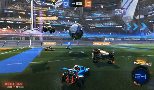 تحميل Rocket League
