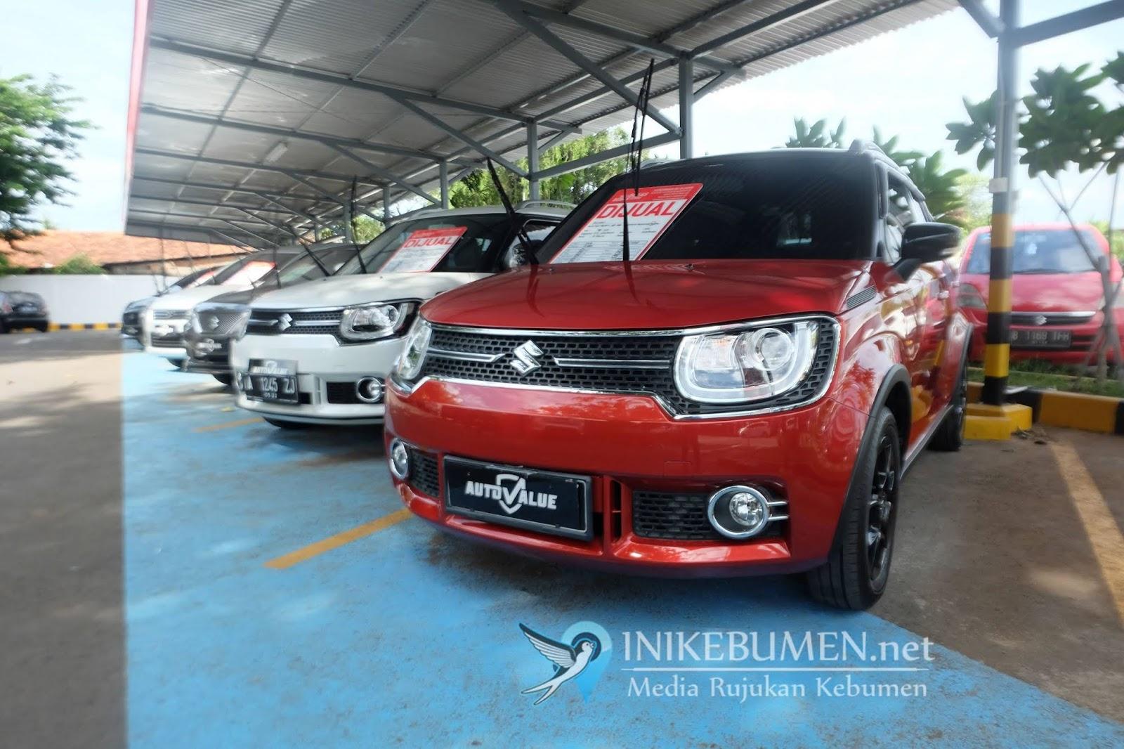 Lewat Program YES, Suzuki Auto Value Berikan Penawaran Menarik