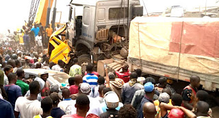 Seven Killed,10 Injured In Ogun Accident...Same Spot Has Claimed 40 Lives In 5 Years ..FRSC