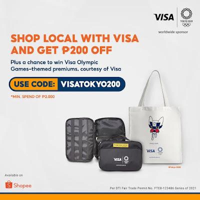 Shopee Visa
